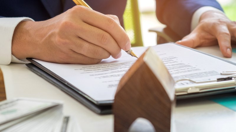 Consequences of not complying with a purchase agreement with delivery of a deposit