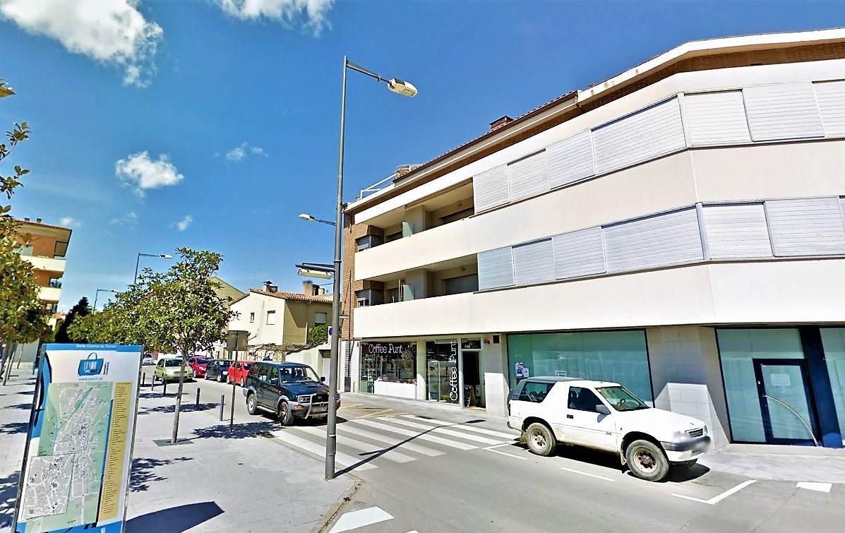 Apartment with parking for rent in Santa Coloma de Farners