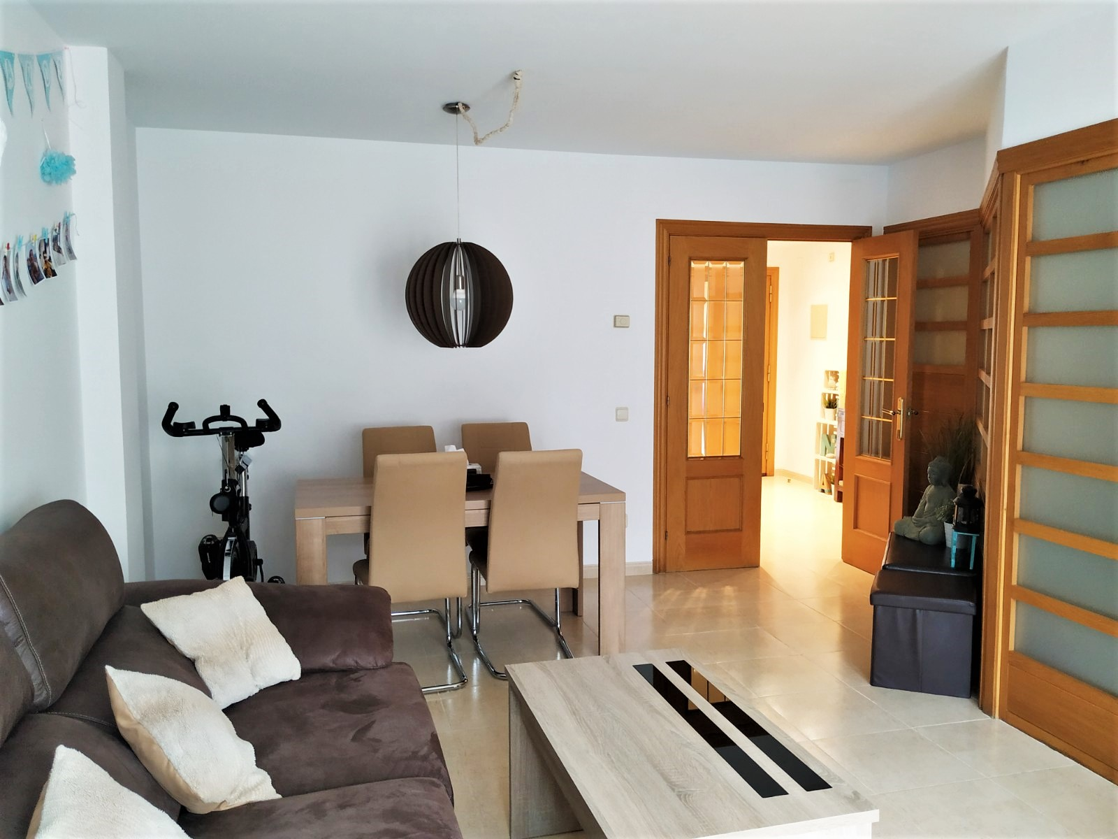 Modern apartment for sale in the center of Santa Coloma de Farners